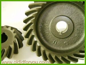 F113r F114r Af530r john Deere A G 60 70 Governor Gear And Pinion Gear Matched