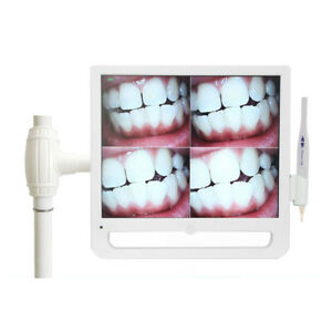 Dental Intra Oral Camera System 17 Inch Htc Screen Monitor Vep