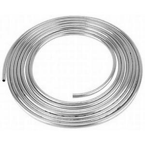 Brake Fuel Line Steel Tubing Coil 3 8 Od X 25 Ft Roll
