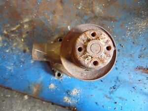 Allis Chalmers Styled Wc Gas Farm Tractor Water Pump