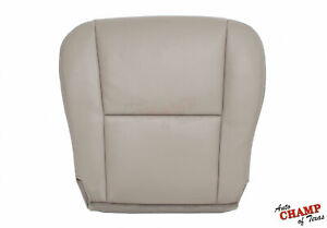 2007 2014 Ford Expedition Xlt Xls Driver Side Bottom Cloth Seat Cover Tan
