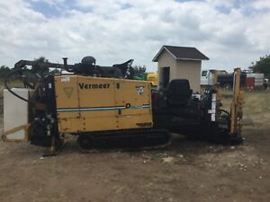 Vermeer 2005 18x22 Drill Boring Hdd Directional