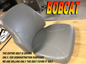 Bobcat New Seat Cover T110 T185 S185 T190 S205 S220 S250 T300 S330 853 863 979a