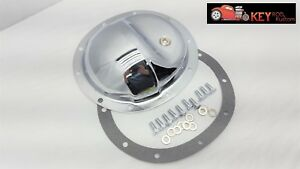 Dana 35 Front Chrome Differential Cover 86 90 Jeep Wranglet Xj Yj 10 Bolt