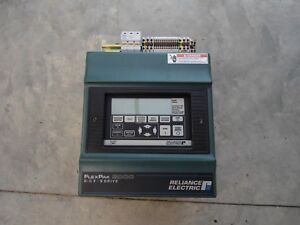 Reliance Flexpak 3000 Dc Drive 15hp 460v 15fr7721
