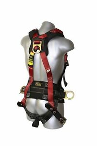 Guardian Fall Protection 11173 Seraph Construction Harness M l