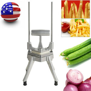 Restaurant Commercial Vegetable Fruit Dicer Onion Tomato Cut Slicer Chopper Home
