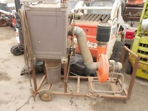 Nederman Fume Dust Collector System Extractor
