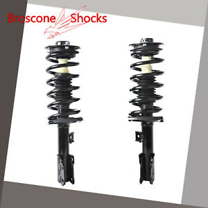 For 2010 2011 2012 2013 2016 Chevy Equinox Front Pair Complete Shocks