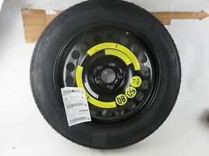 Tire Compact Spare Wheel Oem Mercedes Benz Ml350 A1644000002 St00101