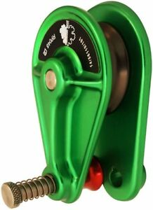 Isc Compact Rigging Pulley green 85kn Mbs 1700kg 13mm Rope Max