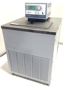 Tested Polyscience 9712 Programmable Temperature Control Digital Heater Chiller