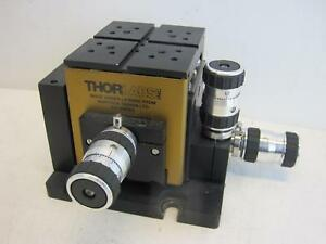 Thorlabs Xyz Stage Positioner Mde330th