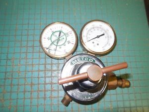 Metco Type Nso Oxygen Regulator
