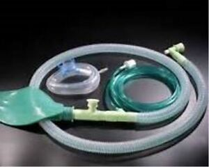 Bain Breathing Anesthesia Circuit With Corrugated Tubing