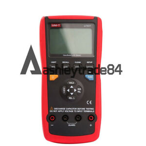 Ut611 Uni t Lcr Meters Inductance Capacitance Resistance Frequency Tester