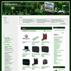 Established Computer Pc Hardware Online Business Website For Sale Amazon Adsense