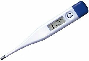 Easy Use Lcd Digital Thermometer Fda ce Approved 5 Pcs In A Pack Free Shippi