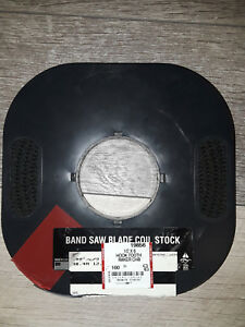 Morse Band Saw Blade Coil Stock 19856 100 Feet 1 2 X 6 Hook Tooth Raker