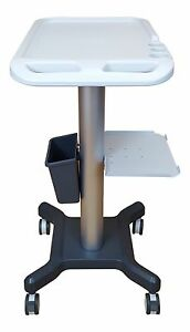 Medical Mobile Trolley cart portable Ultrasound Km 5 Keebomed 43 Tall