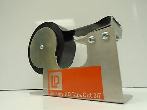 Tape Dispenser 2 And 3 Inches Desktop Stand Commercial Wrap Duralov 10 Inch Roll