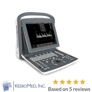 New Chison Eco2 Portable Ultrasound Machine And One Probe Of Choice