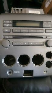 2005 2010 Nissan Armada Infiniti Qx56 Stereo With Face Cover