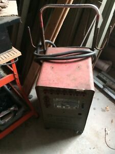 Marquette Model 10 118 295 Ac Arc Welder 208 230v