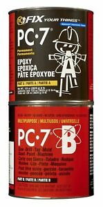 Pc Products 128770 Pc 7 Two part Heavy Duty Multipurpose Epoxy Adhesive Paste 8