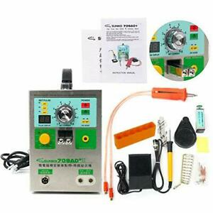709ad Automatic Induction High Power Battery Spot Welder Soldering Station Us