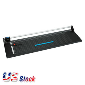 Us Stock 36 Rotary Paper Trimmer Photo Paper Cutter Automatically