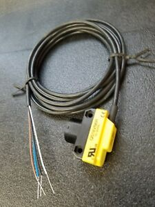 1pcs Banner New Photoelectric Switch Qs18vn6r