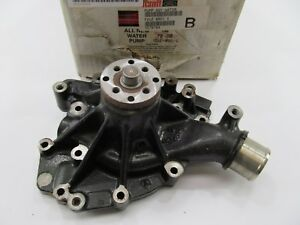 Nos Genuine Oem Motorcraft Pw 288 Water Pump 1992 93 Ford E 250 E 350 7 5l 460
