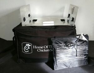 Catering delivery Bag Warmer Heated Electric Heat Thermal vesture Insulated