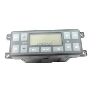 Air Condition Control Panel 543 00107 For Doosan Daewoo Dx225 Dx300 Excavator