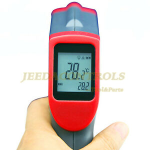 Professional High Temperature Digital Infrared Ir Laser Thermometer Gun St380a