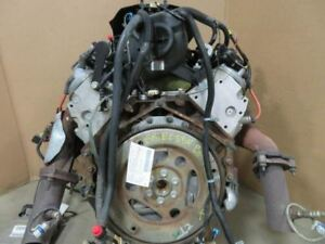 4 8 Liter Engine Motor Lr4 Gm Gmc Chevy 112k Complete Drop Out Ls Swap