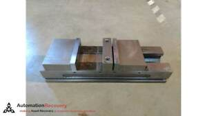 Te co 1 rws6002 6 Double Station Hard Jaw Vise 250503