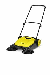 Industrial Push Broom Dust Sweeper Floor Cleaner Household Patio