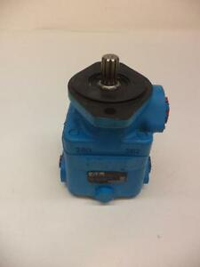 New Eaton Vickers V20f 1d9s 38a4h 22 Lh Power Steering Hydraulic Pump