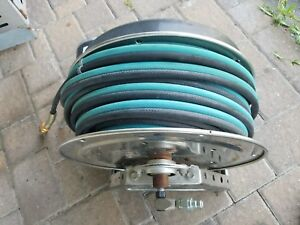 Hannay Reels Permanent Magnet Motor An 239 Motor 12v Dc Face Mt 1 5 Hp 400 Rp