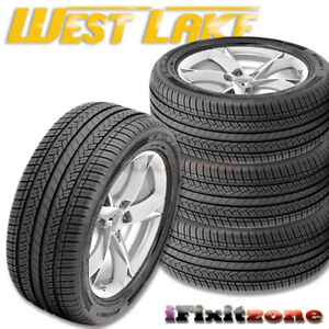 4 Westlake Sa07 Sport 215 45zr17 91w Xl Tl All Season High Performance Tires New