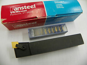 Vr wesson Cclpl 16 4 1 Lathe Tool Cpg 422 Cm2 Carbide Inserts B550