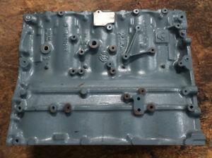 Detroit Diesel S50 Series Engine Block Good Used 23519299 4 Cyl