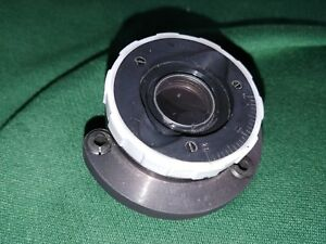 Carl Zeiss Photomicroscope Universal Standard Field Lens Diaphragm And Mirror