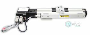 Parker 401xr Linear Actuator Precision Ballscrew 175mm W Smart Motor