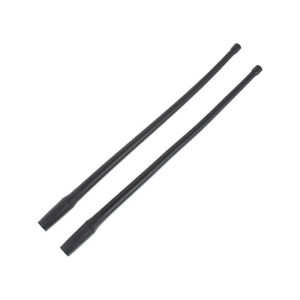2pcs 13 Motorcycle Radio Antenna Masts Am Fm Xm Fit For Touring 1985 2013