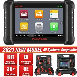 Autel Maxidas Ds808k Auto Diagnosis Tool Obd2 Car Code Reader Scanner All System