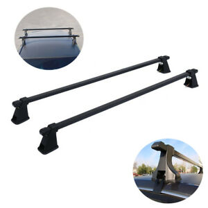 Universal 48 Roof Top Rack Carrier Luggage Cargo Cross Bars For Suv Truck Jeep