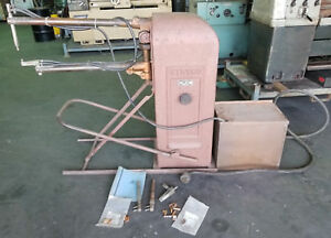 15kva Stryco Spot Welder 30 Throat At 6 Gap